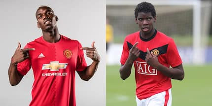 It was just a little holiday: Man United midfielder Pogba is back