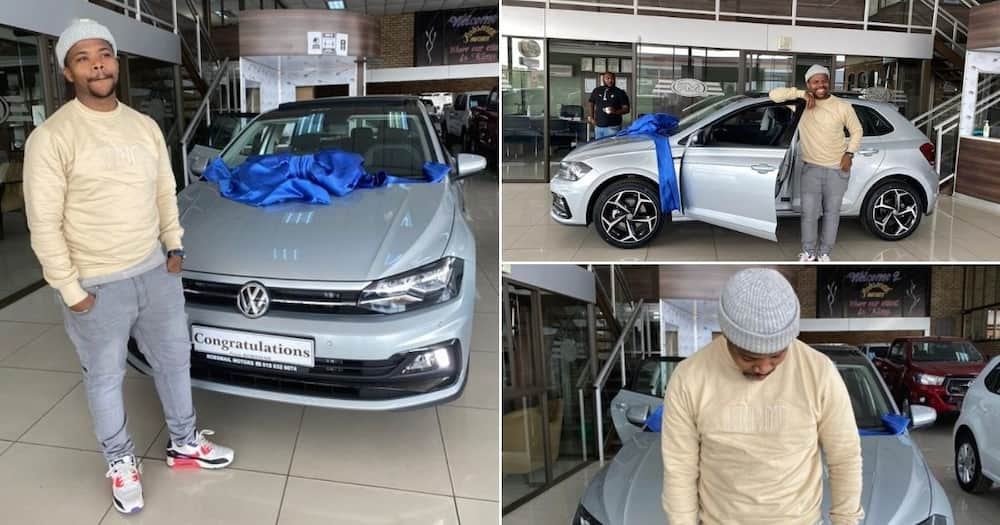"""Man buys himself a new car: """"Birthday gift to myself from myself"""""""