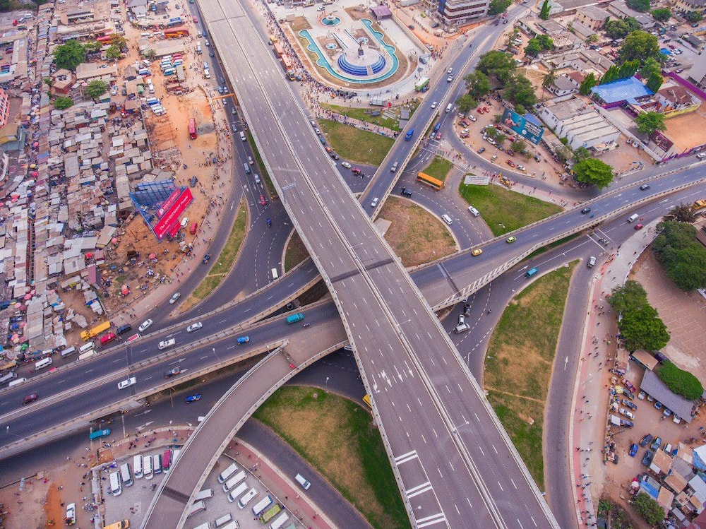 most expensive highways and interchanges in africa