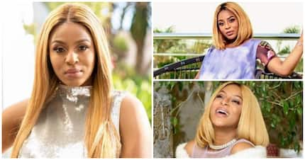 Jessica Nkosi went from law school dropout to successful actress