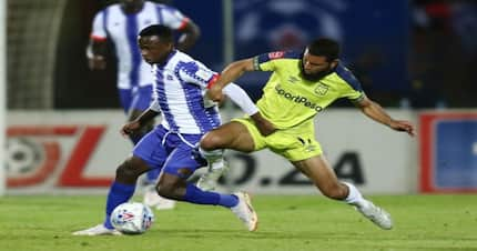 Cape Town City without a win in 7 as they draw to Maritzburg United