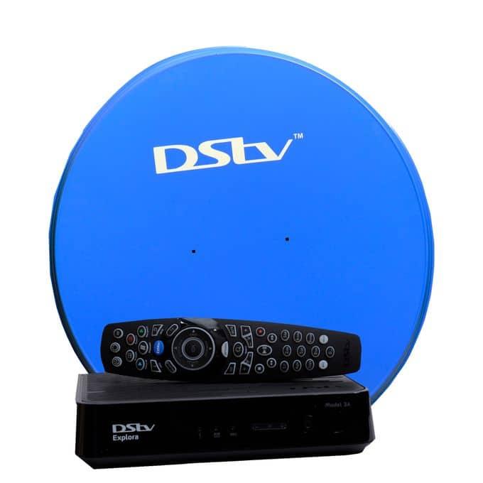 Who owns DStv?