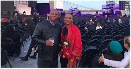 Joburg Mayor Herman Mashaba wishes wife Connie a happy birthday