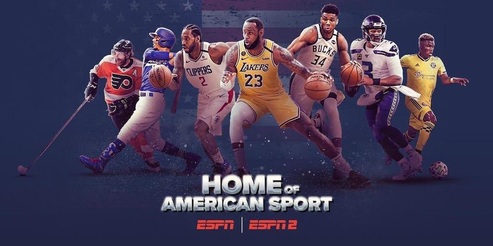 ESPN DStv channel number