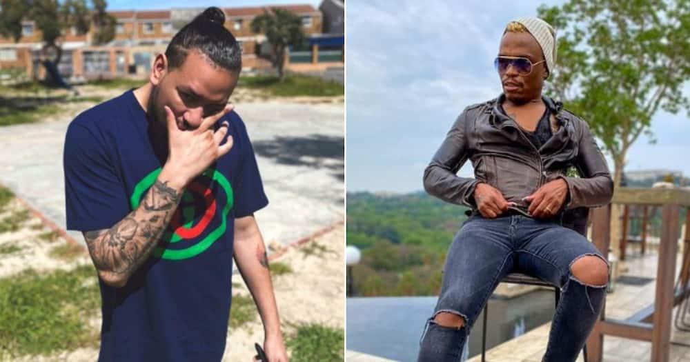 AKA announces that Somizi Mhlongo as his next #TheBraaiShow guest