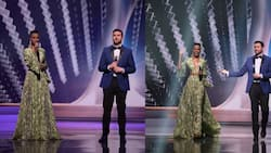 Zozibini grilled over her handling of costume show at Miss Universe