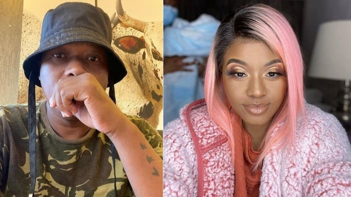 RIP: Babes Wodumo and hubby Mampintsha mourn passing of a loved one
