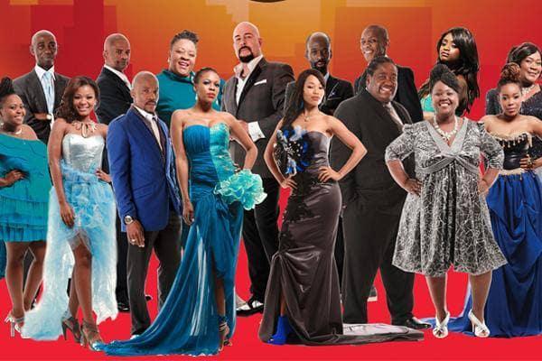 Rhythm City cast