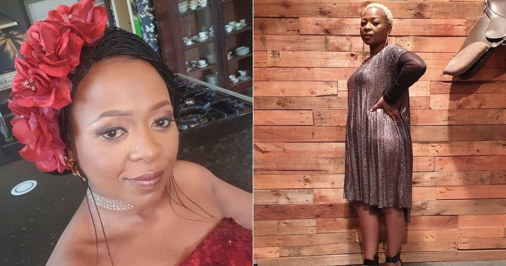 Manaka Ranaka shares throwback video from 30 years ago, Mzansi reacts