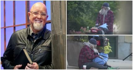 Pastor pretends he's a homeless man to test his congregation's faith