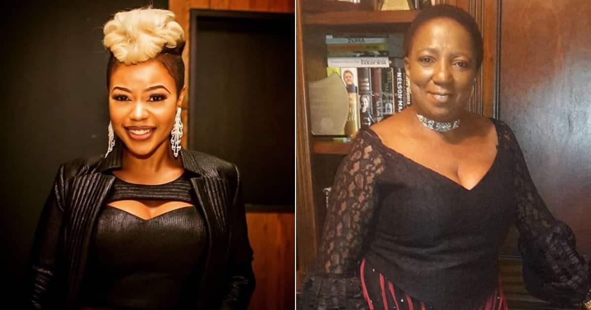 Zandie Khumalo weighs in on the Mara Louw vs the Fergusons matter