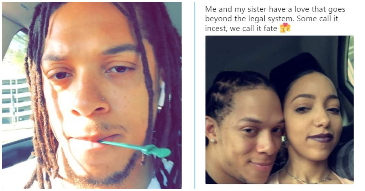 Twitter left shocked over man who fell in love with his sister