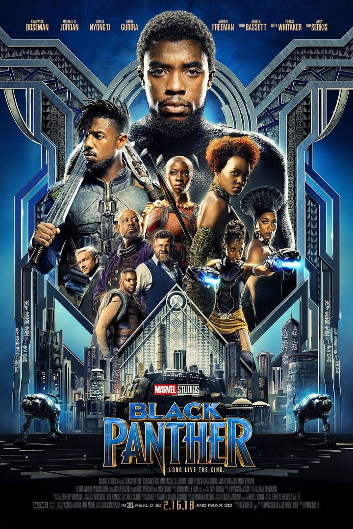 What happened to South African actors in Black Panther after the major milestone?