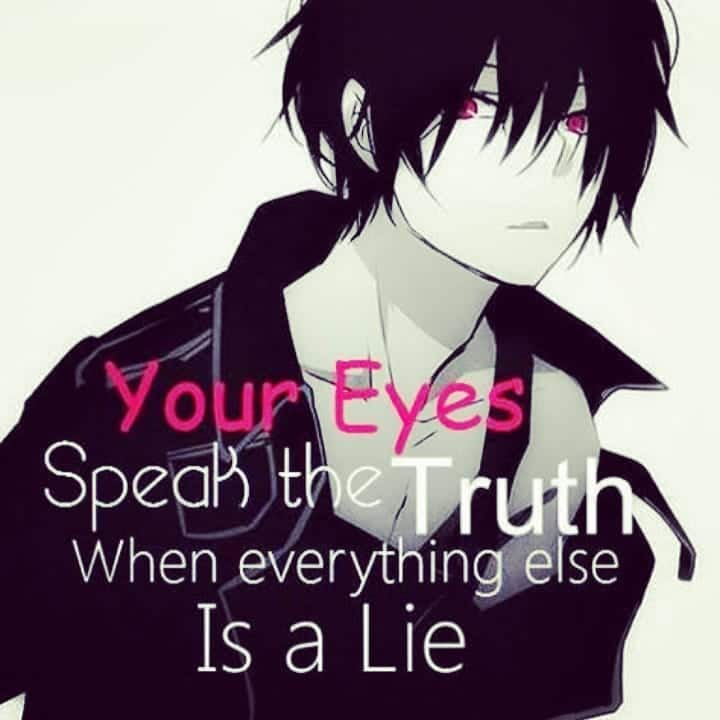 Good short anime quotes