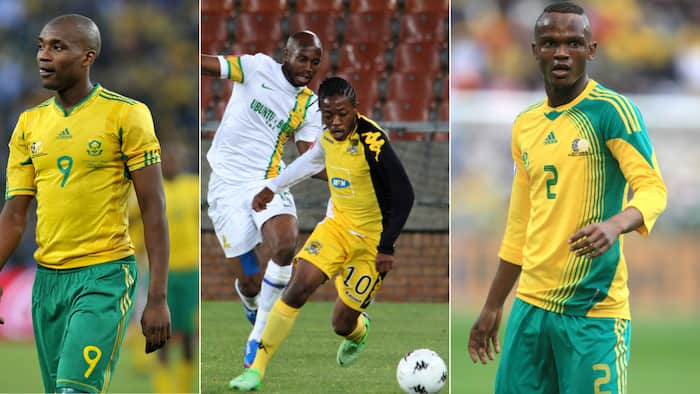 3 Players who pushed their luck at both Mamelodi Sundowns and Kaizer Chiefs