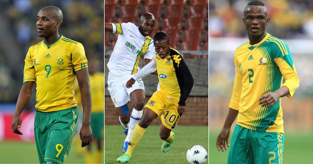 Mamelodi Sundowns, Kaizer Chiefs, Katlego Mphela, Siboniso Gaxa, Ramahlwe Mphahlele