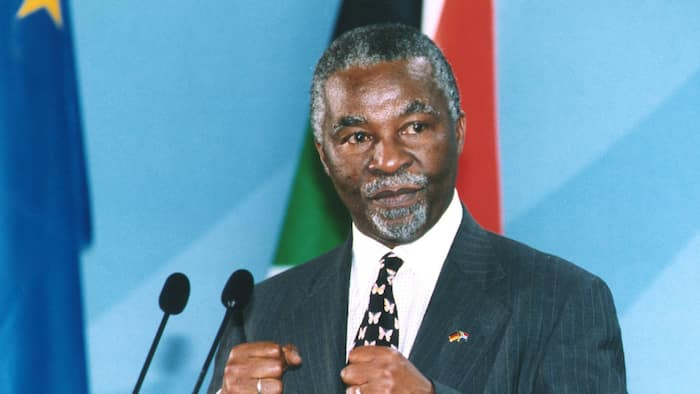 """Thabo Mbeki turns 79th, locals share sweet messages: """"Older and wiser"""""""