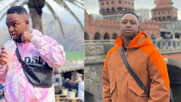 """Shimza says not voting in upcoming elections is not an option: """"La bhora, Shimmy"""""""