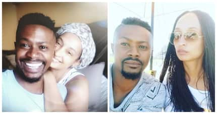 Kagiso Modupe and his wife are always defining what #CoupleGoals are