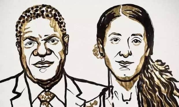 Just In: Denis Mukwege and Nadia Murad win 2018 Nobel Peace Prize