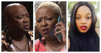 Generations: Watch out Lesedi and Mrekza! Lucy is on the warpath