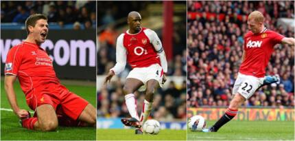 7 of the best central midfielders in English Premier League history