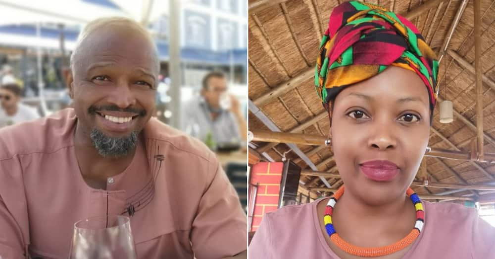 Sello Maake kaNcube Finds True Love at 61: She's 22 Years' Younger