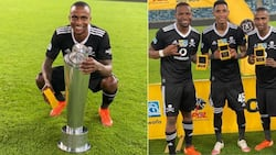 Agent reacts to Orlando Pirates' Lorch's links with Kaizer Chiefs and Mamelodi Sundowns
