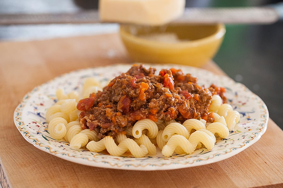 10 delicious pasta and mince recipes in South Africa creamy mince pasta mince pasta recipes pasta and mince dishes pasta and mince how to cook pasta and mince mince and pasta pasta with mince