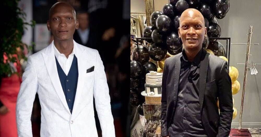 South Africans shows love to talented actor Warren Masemola