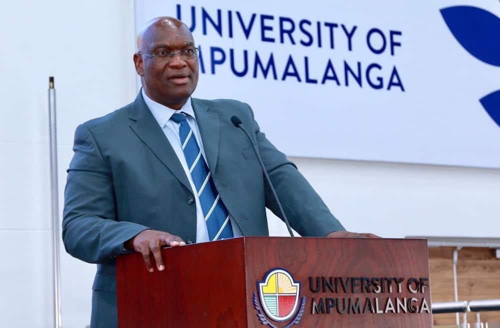 University of Mpumalanga online application