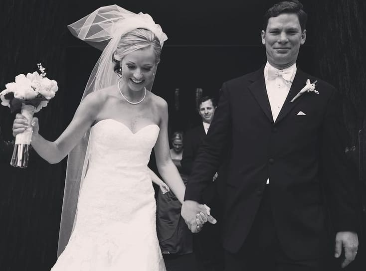 John Connelly Sandra Smith wedding