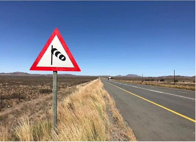 Road signs in South Africa and their meanings