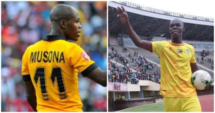 Knowledge Musona returning back to South Africa and Kaizer Chiefs?