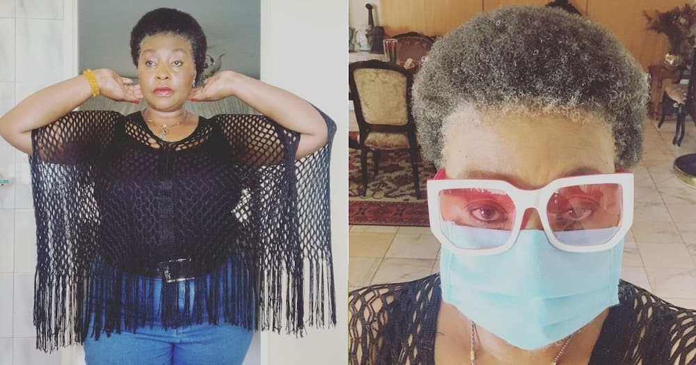 Yvonne Chaka Chaka calla our scammer's for faking her death