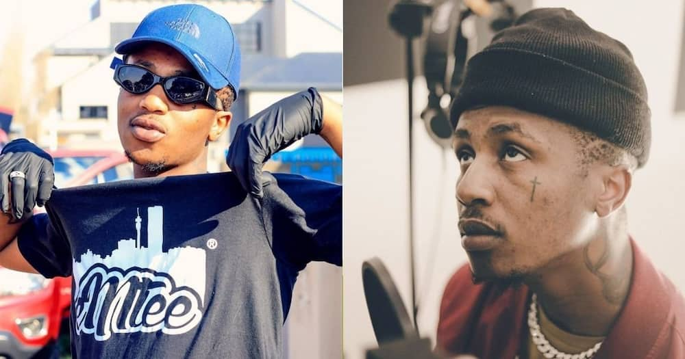 Emtee opens up about being overworked, reveals that he is tired