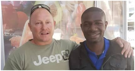 South African man praises stranger who returned his lost wallet to him