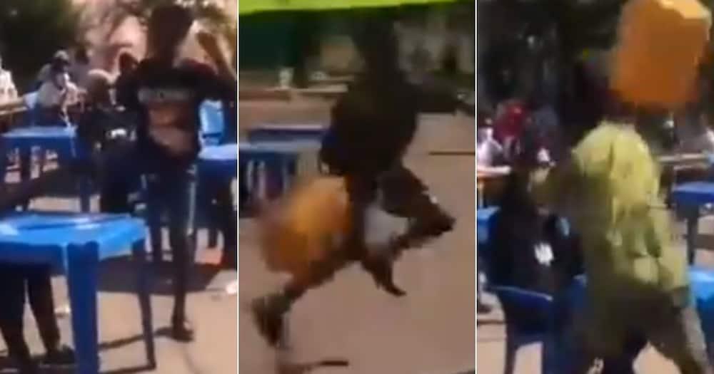 Mzansi, Video, Dancers, Angers, Man