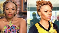 Not having it: Unathi Nkayi confronts man for not wearing mask in public