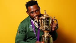 Siya Kolisi admits he struggled with alcohol abuse before the Rugby World Cup