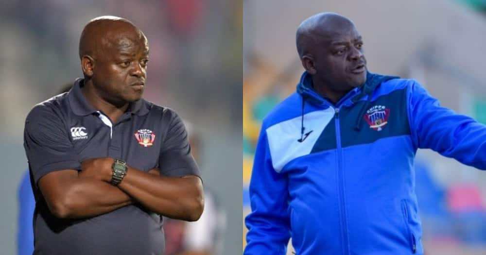 Dan Malesela thinks he deserves a shot at coaching the Chiefs, Pirates or Sundowns