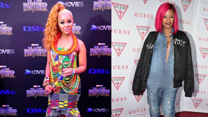 """Babes Wodumo shares impressive video of youngsters jumping rope: """"These are the games we should be playing"""""""