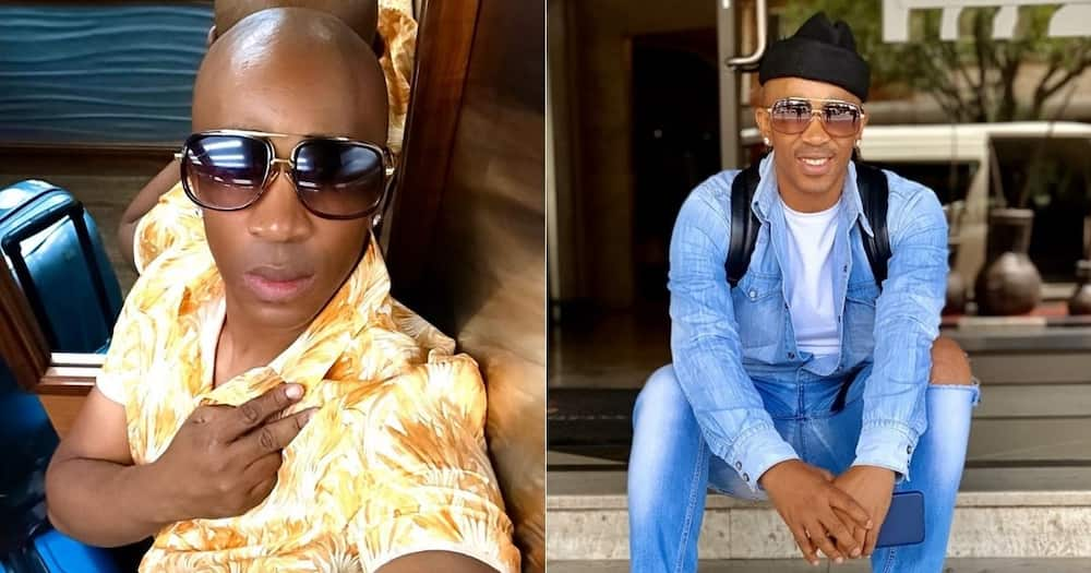 Mafikizolo's Theo Kgosinkwe weighs in on #VulaPresident protests