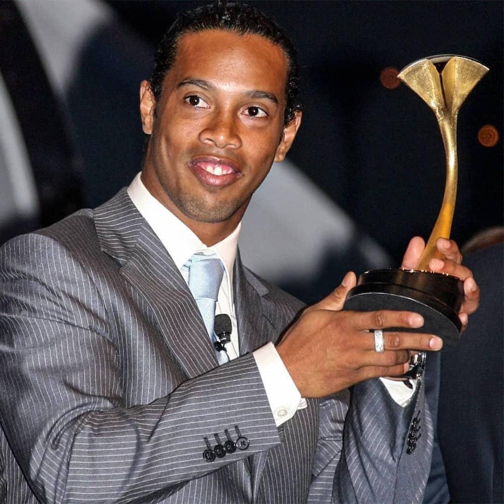 Ronaldinho awards