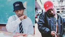 """Emtee stands up for artists in pandemic economy: """"Stop tryna water down artist rates"""""""