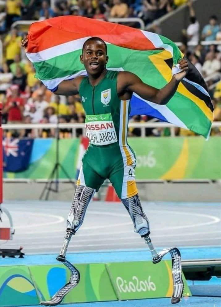 Ntando Mahlangu: age, education, nationality, movies, long jump video, profiles