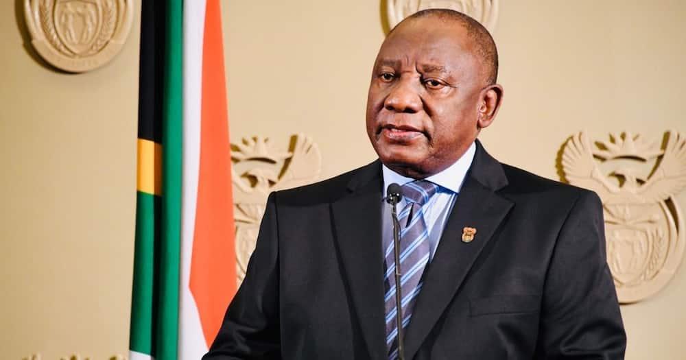 President Cyril Ramaphosa, vaccine passport, nation, protests