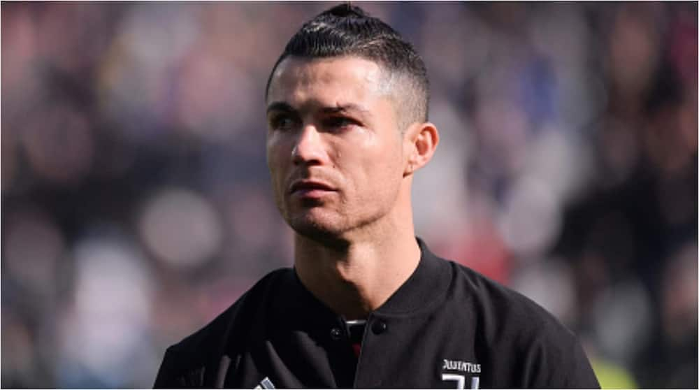Cristiano Ronaldo goes emotional after watching video if his late father praising his heroics