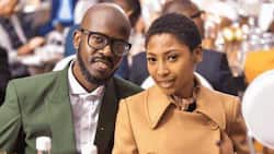 """Enhle jams to Black Coffee track, fans want reunion: """"The love is there"""""""