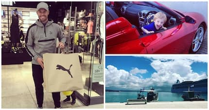Inside the luxury lifestyle of AB de Villiers who has a R303m Net Worth